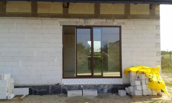 okien wstawianie
